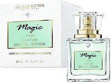"""Jacques Battini Magic Crystal Edition Parfum - Дамски парфюм от серията """"Swarovski Elements"""" - парфюм"""