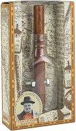 """Пурата и бутилката с уиски на Чърчил - 3D пъзел от серията """"Great Minds"""" -"""