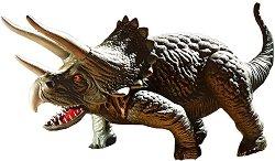 """Динозавър - Трицератоп - Сглобяем модел от серията """"Dinosaurs"""" -"""