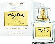 "Jacques Battini Mystery Crystal Edition Parfum - Дамски парфюм от серията ""Swarovski Elements"" -"