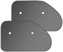 Триъгълни сенници - Комплект от 2 броя аксесоари за автомобил -