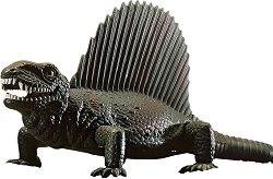 """Динозавър - Диметродон - Сглобяем модел от серията """"Dinosaurs"""" - макет"""