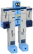 """Робот - 3D дървен пъзел от серията """"Puzzle Planet"""" -"""