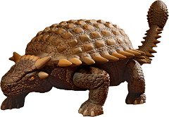 """Динозавър - Анкилозавър - Сглобяем модел от серията """"Dinosaurs"""" - макет"""