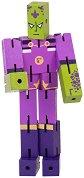 """Император - 3D дървен пъзел от серията """"Puzzle Planet"""" -"""
