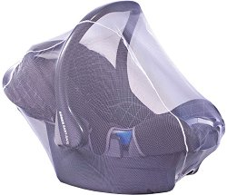 Универсална мрежа против комари - Аксесоар за бебешко кошче за кола -