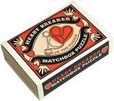"""Разбивач на сърца - 3D метален пъзел от серията """"Matchbox Puzzle"""" -"""