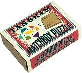 """Танграма - 3D дървен пъзел от серията """"Matchbox Puzzle"""" -"""