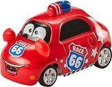 Мини състезателен автомобил - Racer - Детска играчка с дистанционно управление -