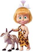 Маша с козичка - кукла