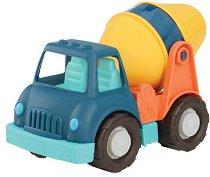 """Бетоновоз - Детска играчка от серията """"Wonder Wheels"""" -"""