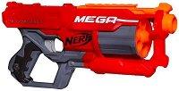 """Бластер - Cycloneshock - Комплект с 6 меки стрелички от серията """"Nerf"""" - играчка"""