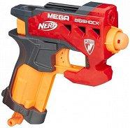 """Детски пистолет - Bigshock - Комплект с 2 меки стрели от серията """"Hasbro - Nerf"""" -"""