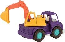 """Багер - Детска играчка от серията """"Wonder Wheels"""" - играчка"""