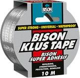 Самозалепваща лента - Bison Klus Tape - Ролка с размер 5 cm x 10 m