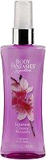 Body Fantasies Japanese Cherry Blossom - Дамски парфюмен спрей за тяло - дезодорант