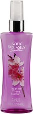 Body Fantasies Japanese Cherry Blossom - Дамски парфюмен спрей за тяло -
