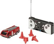 Мини пожарна кола - Детска играчка с дистанционно управление - играчка