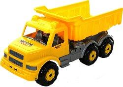 Голям камион - Самосвал - Детска играчка -