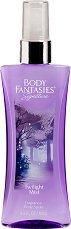 Body Fantasies Twilight Mist - Дамски парфюмен спрей за тяло - шампоан