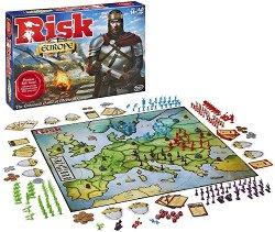 Risk: Europe - Стратегическа настолна игра -