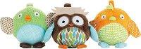 """Горски приятели - Комплект от 3 играчки от серията """"Treetop Friends"""" -"""