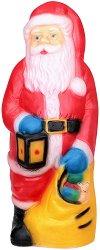 Светеща фигура - Дядо Коледа - Размер - 43 / 100 / 40 cm