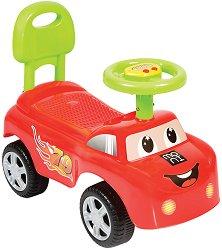 Детска кола за бутане - Keep Riding - кукла