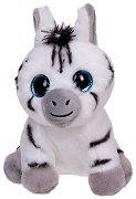 """Зебра - Stripes - Плюшена играчка от серията """"Beanie Boos"""" - играчка"""