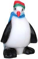 Светеща фигура - Пингвин - Размер - 26 / 56 / 35 cm