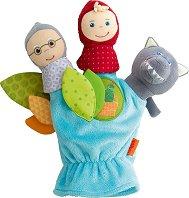 Червената шапчица - Ръкавица за куклен театър - играчка