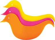 Чашки - Патенца - Комплект от 3 играчки за баня -