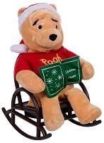 """Мечо Пух в люлеещ стол - Музикална плюшена играчка от серията """"Мечо Пух"""" -"""