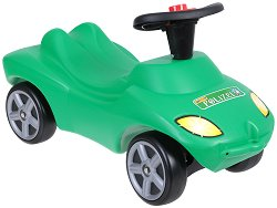 Детска кола за бутане - Action Racer - играчка