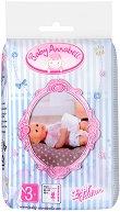 """Пелени за бебе Анабел - Комплект от 5 броя от серията """"Baby Annabell"""" - играчка"""