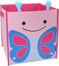 Кутия за съхранение на играчки - Пеперудата Блосъм -