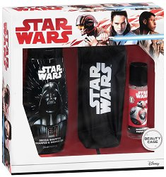 """Детски подаръчен комплект - С козметика от серията """"Star Wars"""" - продукт"""