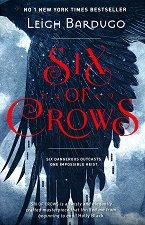 Six of Crows - book 1 - Leigh Bardugo - фигура