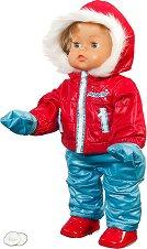 Ходещо бебе със зимни дрехи - Cicciobello - Интерактивна играчка -
