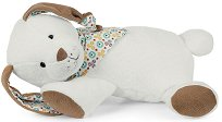 Зайчето Hoppel - Мека играчка със сърдечен ритъм -