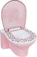 """Забавна тоалетна - Аксесоар за кукла от серията """"Baby Born"""" -"""