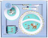 Детски комплект за хранене - Waldis - За бебета над 6 месеца -