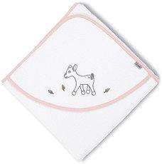 Хавлия за баня - Сърничката Rosie - Размери 100 х 100 cm -