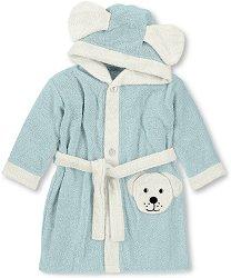 Детски халат за баня - Кученцето Hardy -