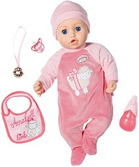 "Бебе - Анабел - Интерактивна кукла от серия ""Baby Annabell"" -"