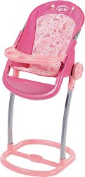 """Столче за хранене - Аксесоар за кукли от серия """"Baby Annabell"""" -"""