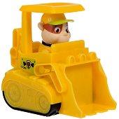 """Ръбъл с булдозер - Детска играчка от серията """"Пес патрул"""" - играчка"""