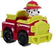 """Маршъл с противопожарен автомобил - Детска играчка от серията """"Пес патрул"""" -"""