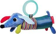 Кученце - Плюшена играчказа бебешка количка или легло -