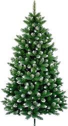 Изкуствена елха - Заснежен бор